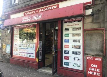 Retail premises for sale in Edinburgh, Midlothian EH11