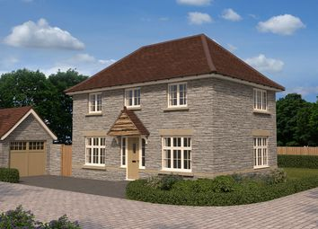 Thumbnail 3 bed detached house for sale in Glenwood Park, Glenwood Farm, Barnstaple, Devon