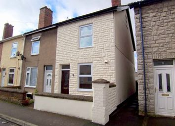 Thumbnail 3 bed end terrace house for sale in Newcastle Street, Huthwaite, Nottinghamshire