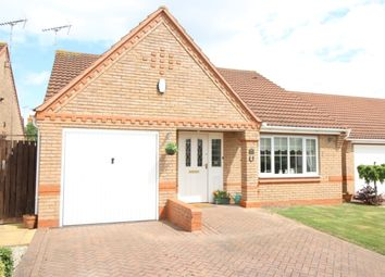 Thumbnail 2 bedroom detached bungalow for sale in Acacia Close, Worksop