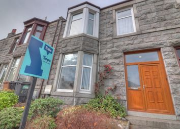 Thumbnail 3 bedroom flat for sale in Leslie Road, Aberdeen
