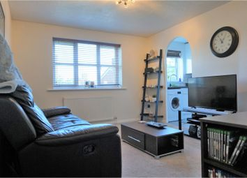 Thumbnail 1 bedroom flat for sale in St. Edmunds Road, Dartford