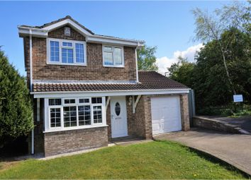 Thumbnail 3 bed detached house for sale in Egerton Grove, Newton Aycliffe