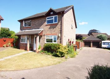4 bed detached house for sale in Maden Close, Wymondham NR18