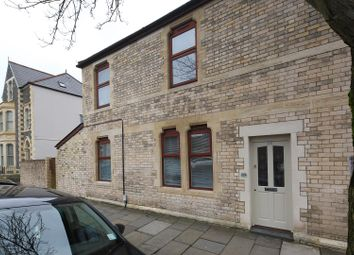 Thumbnail 2 bed end terrace house for sale in Hamilton Street, Canton, Cardiff