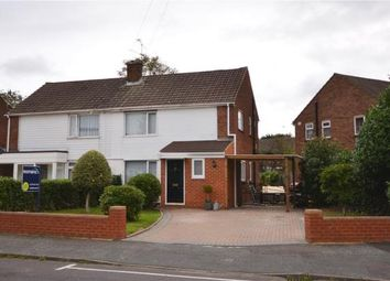 Thumbnail 3 bed semi-detached house for sale in Surbiton Road, Camberley, Surrey