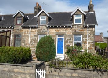 Thumbnail 2 bed semi-detached house for sale in Glenlossie Road, Thomshill, By Elgin