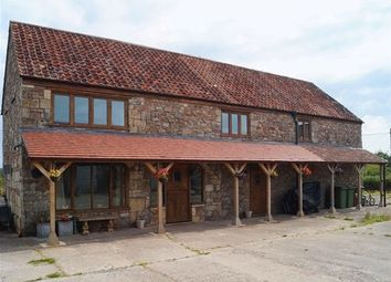Thumbnail 4 bed detached house for sale in Oakhill, Somerset