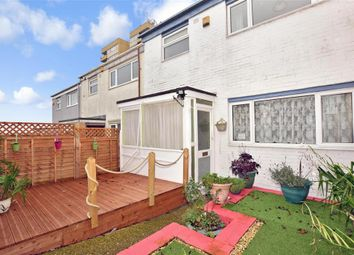 Thumbnail 3 bed end terrace house for sale in Shipwrights Avenue, Chatham, Kent