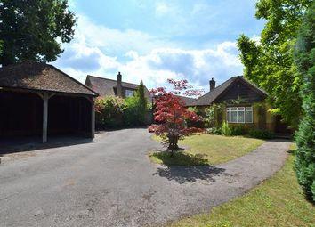 Thumbnail 3 bedroom detached bungalow for sale in Courtmoor Avenue, Fleet