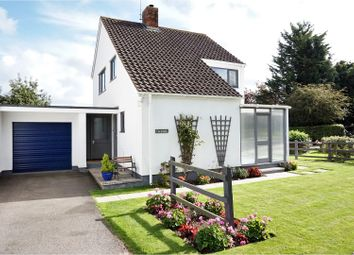 Thumbnail 3 bed detached house for sale in Spearcey Lane, Taunton