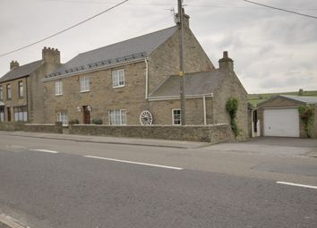 Thumbnail 6 bed detached house for sale in Front Street, Castleside, Consett