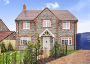 Thumbnail 4 bed detached house for sale in Charfield Village, Charfield, Wotton Under Edge