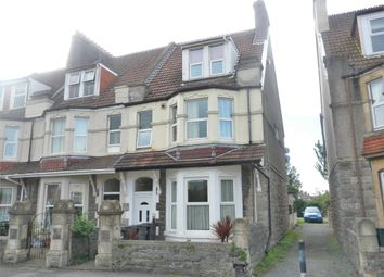 Thumbnail 1 bedroom flat to rent in Milton Road, Weston-Super-Mare