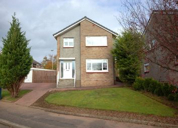 Thumbnail 3 bed detached house for sale in Osprey Drive, Uddingston, Glasgow
