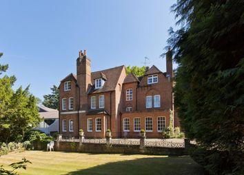 Thumbnail 3 bed flat to rent in Benfleet Hall, Green Lane