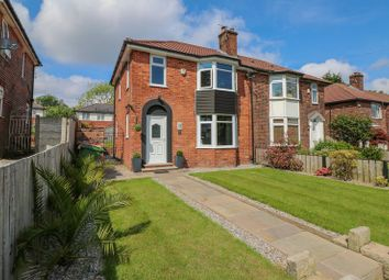 Thumbnail 3 bedroom semi-detached house for sale in Chorley Old Road, Heaton, Bolton