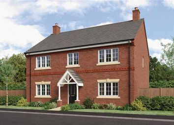"Thumbnail 5 bed detached house for sale in ""Thornbridge"" at Milldale Road, Farnsfield, Newark"