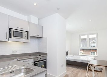 Thumbnail Studio to rent in Luminaire Apartments, Kilburn High Road, London