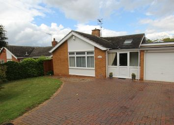 Thumbnail 3 bed detached bungalow for sale in Blackthorn Road, Stratford-Upon-Avon