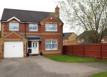 Thumbnail 4 bed detached house to rent in Foxon Way, Thorpe Astley