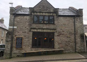 Thumbnail Restaurant/cafe for sale in Lion Street, Hay-On-Wye, Hereford