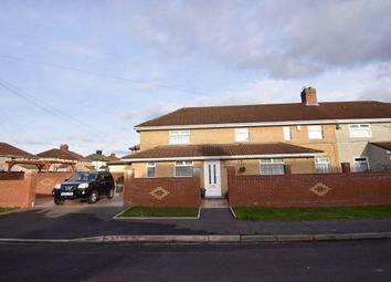 Thumbnail 4 bed semi-detached house for sale in Kingshill Road, Knowle, Bristol