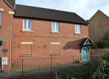 Thumbnail 2 bedroom property for sale in Longridge Way, Weston Village, Weston-Super-Mare