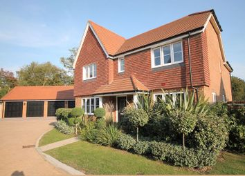 4 bed detached house for sale in Watermeadow Lane, Storrington, Pulborough RH20