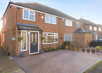 Thumbnail 3 bed semi-detached house for sale in Old Windsor, Windsor