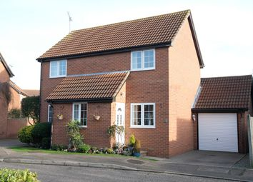 Thumbnail 3 bed detached house for sale in Ashton Place, Chelmer Village, Chelmsford