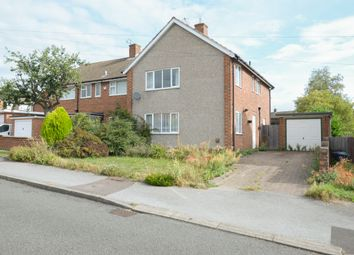 4 Bedrooms Semi-detached house for sale in Gower Crescent, Chesterfield S40