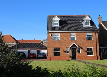 Thumbnail 6 bed detached house for sale in Rowland Crescent, Castle Eden, Hartlepool