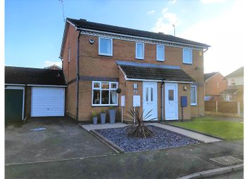 Thumbnail 2 bed semi-detached house for sale in Heathlands Grove, Birmingham