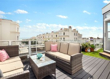 Thumbnail 3 bed flat for sale in Somerhill Lodge, Hove, East Sussex