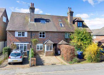Thumbnail 3 bed terraced house for sale in The Street, Ewhurst, Cranleigh