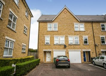 Thumbnail 4 bedroom town house for sale in Angelica Square, Maidstone