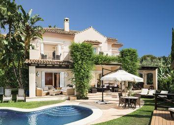 Thumbnail 4 bed villa for sale in Elviria, Costa Del Sol, Andalusia, Spain