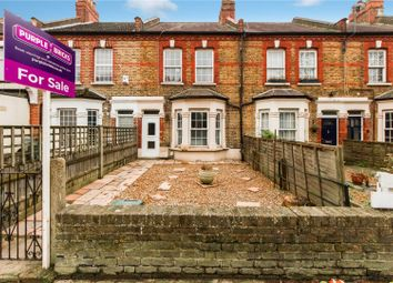 Thumbnail 4 bed terraced house for sale in Maple Road, London