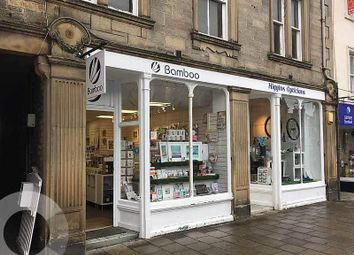 Thumbnail Retail premises to let in Newby Court, High Street, Peebles