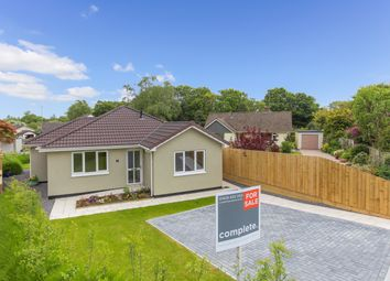 Thumbnail 3 bed detached bungalow for sale in Heathfield Close, Bovey Tracey, Newton Abbot