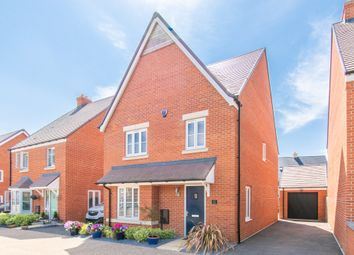 Thumbnail 4 bed detached house for sale in Darwin Drive, Biggleswade