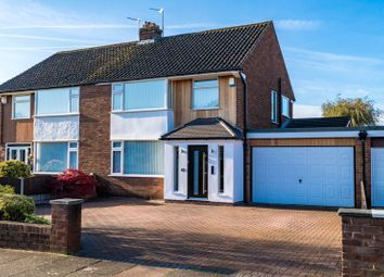 Thumbnail 3 bed semi-detached house for sale in Stourton Road, Ainsdale, Southport