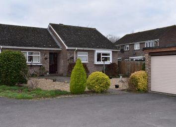 Thumbnail 2 bed detached bungalow for sale in De Montfort Grove, Hungerford