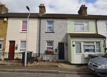 Thumbnail 2 bed terraced house for sale in Belgrave Street, Eccles, Aylesford