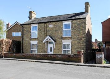 Thumbnail 3 bedroom detached house for sale in The Butts Soham, Soham, Cambridgeshire