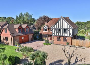 Thumbnail 5 bed detached house for sale in Old Brighton Road North, Pease Pottage, West Sussex
