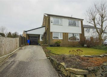 Thumbnail 3 bed detached house for sale in Sidmouth Avenue, Haslingden, Lancashire