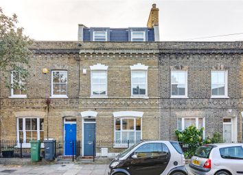 Thumbnail 4 bed terraced house for sale in Robertson Street, London