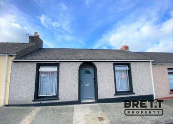 Thumbnail 3 bed terraced bungalow for sale in North Street, Pembroke Dock, Pembrokeshire